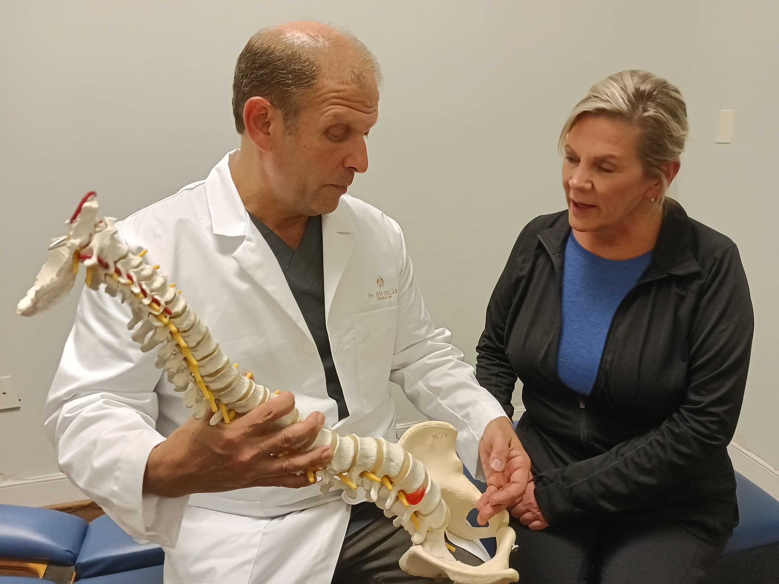 Dr. Jeff Sklar, Chiropractor